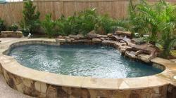 Inground Swimming Pool Designs Luxury Pool Designs Backyard Oasis
