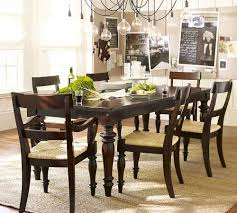 Pottery Barn Retro Kitchen Retro Christmas Dining Table Decoration Ideas Pottery Barn Dining