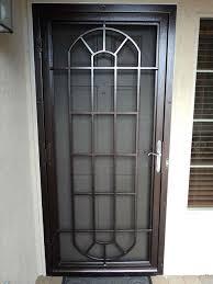 aluminum screen door. Best Photo Elegant Decorative Aluminum Screen Door Grilles Decorating Ideas Doors Inspiration .