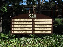 Directory  Wayfinding Signs  Insight Signs  Graphics - Exterior business signs