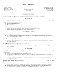 Kelley School Of Business Resume Template