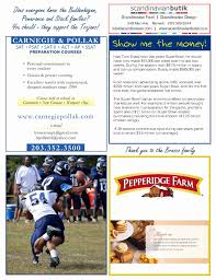 Sports Team Roster Template Inspirational Game Day Program Examples ...