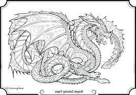 Cool Dragon Coloring Pages Mybellabe