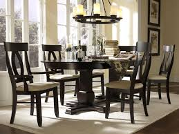 transitional dining room sets. Custom Dining - Contemporary Customizable Oval Pedestal Table By Canadel Darvin Furniture Room Orland Park, Chicago, IL Transitional Sets S