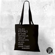 Stofftaschen Mit Lustigen Sprüchen Kaufen Von Funi Smart Art