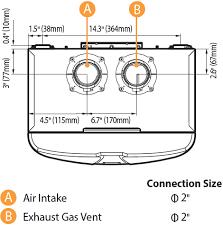 navien venting chart navien condensing tankless water heater condensing saves
