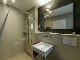 Bad Ohne Fliesen An Der Wand Ideen Luxus Badezimmer Ansprechend
