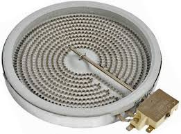electrolux heating element. aeg electrolux ceramic cooker heating element 180mm 1800w