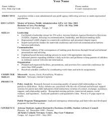 Additional Information On Resume