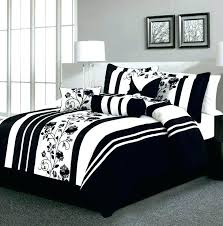 pink black and white comforter sets black and white comforter black and white bed sets minimalist