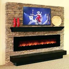 top rated wall mount electric fireplace f