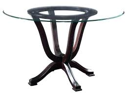 36 glass table top round glass table top round kitchen table best of inch round kitchen
