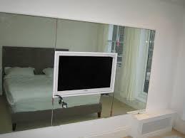 Mirrors In Bedroom Feng Shui Beautiful White Black Glass Wood Modern Design Elegant Wall Unit