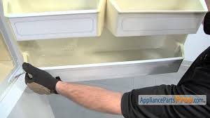 incredible refrigerator door shelves perfect decoration shelf end cap part wr2x8699 how to replace
