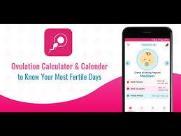 Ovulation Calculator Calendar To Track Fertility Apps On