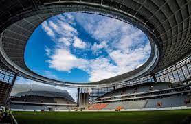 Ekaterinburg Arena Seating Chart Central Stadium Kaliningrad Stadium World Cup Kaliningrad