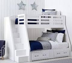 Belden Twin-over-Full Stairloft Bunk. Kids Beds ...
