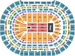 Pepsi Center Seating Chart Trans Siberian Orchestra Seatics Tickettransaction Com Pepsicenter_endstage