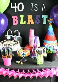 gifts for wife 40th birthday celebration ideas women best her