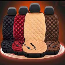 truck seat covers heated seats winter 12v car red seat covers seat heating safe high quality