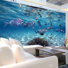 Real underwater world Abandoned Hotel Modern Fashion Children Underwater World Fish Customized Mural 3d Wallpaper Child Bedroom Real Tv Background Wallpaper Marine Wall Stickers Wallpaperss Bingle Bog Facts Modern Fashion Children Underwater World Fish Customized Mural 3d