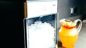mini nugget ice maker pellet ice machine for home maker mini portable small opal nugget ice mini nugget ice maker
