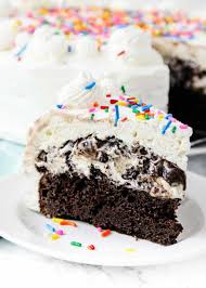 Easy Homemade Ice Cream Cake I Heart Naptime