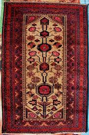 provenance qainate khorassan east iran function possibly a latent prayer rug date 1870 size 3 ft 6 in x 5 ft 5 in materials wool and camel