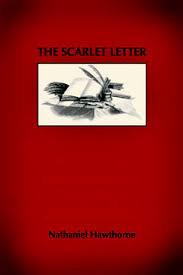 Scarlet Letter Book Cover The Scarlet Letter Nathaniel Hawthorne Posters And Canvas Art