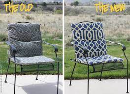 how to sew cushions for patio furniture