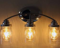 ball jar lighting. Ball Jar Lighting. Light Fixture With Three Quart Open Bottom Mason Jars, Wide Lighting S