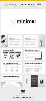 Free Themes For Google Slides Free Minimal Google Slides Template Louis Twelve On Behance