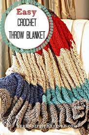 Crochet Throw Patterns New Cool Easy Crochet Blankets With Lots Of Tutorials And Patterns
