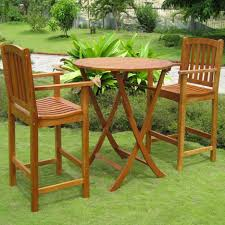 wood patio bar set. Nice Outdoor Pub Table Sets 17 Decoration In Patio Bar Set Height On Pinterest Tables Dining Residence Remodel Ideas Wood U