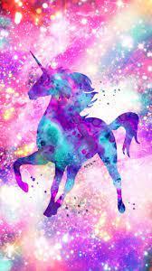 Unicorn Galaxy Wallpaper