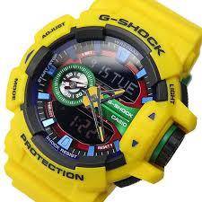 pochitto rakuten global market watches mens casio g shock g watches mens casio g shock g shock quartz ga 400 9 a yellow