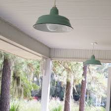 coastal lighting coastal style blog. Although She First Considered The Ivanhoe® Seaside Radial Wave Pendant, Thought That Style Might Be Too Frilly For An Outdoor Porch. Coastal Lighting Blog