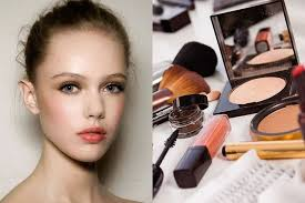 tutorial make up cara memutihkan wajah dengan make up natural alami you