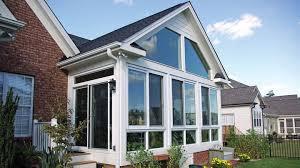 sunroom glass enclosed porch kits