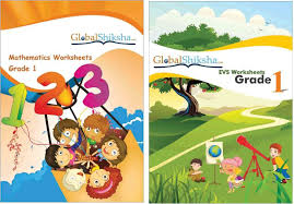 Worksheets For Class 1 - Maths & EVS Price in India - Buy ...