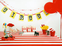 Day at the Circus Kids\u0027 Birthday Party | HGTV
