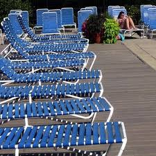 how to re strap patio chairs hunker