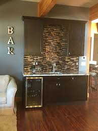 Our do it your self wet bar. | Home Theater | Pinterest | Wet bars, Bar and  Basements