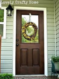painting fiberglass doors painting fiberglass entrance