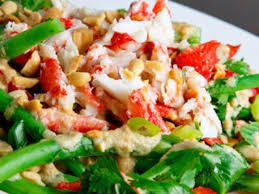 Thai Green Bean and Crab Salad Recipe ...