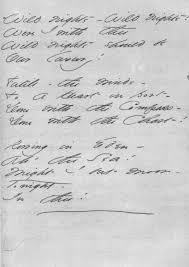 list of emily dickinson poems