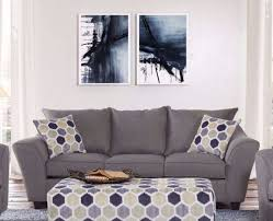 heritage grey sofa