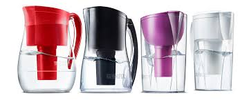 brita water filter. Different Colors And Shapes Of The Brita Filter. Retrieved From Https://www. Brita.com/water-pitchers/16-0201_family_1_hero/. Water Filter