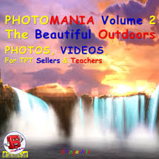 PHOTOMANIA VOLUME 2: BEAUTIFUL OUTDOORS Photos & Videos | TpT