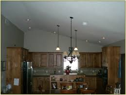 kitchen lighting for vaulted ceilings. Recessed Lighting Vaulted Ceiling Kitchen \u2022 Ideas For Ceilings F